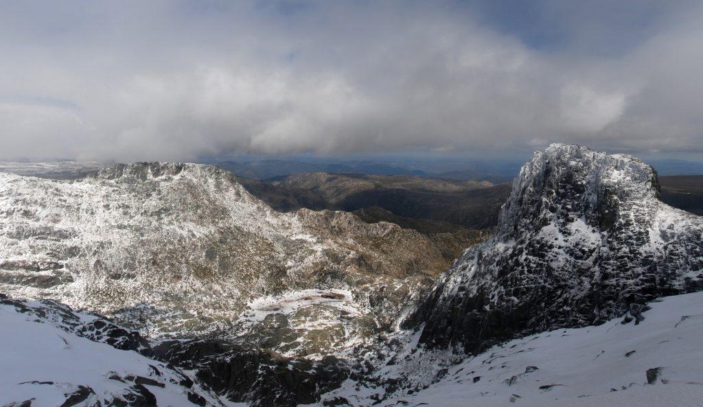 Serra da Estrela Mountain Range