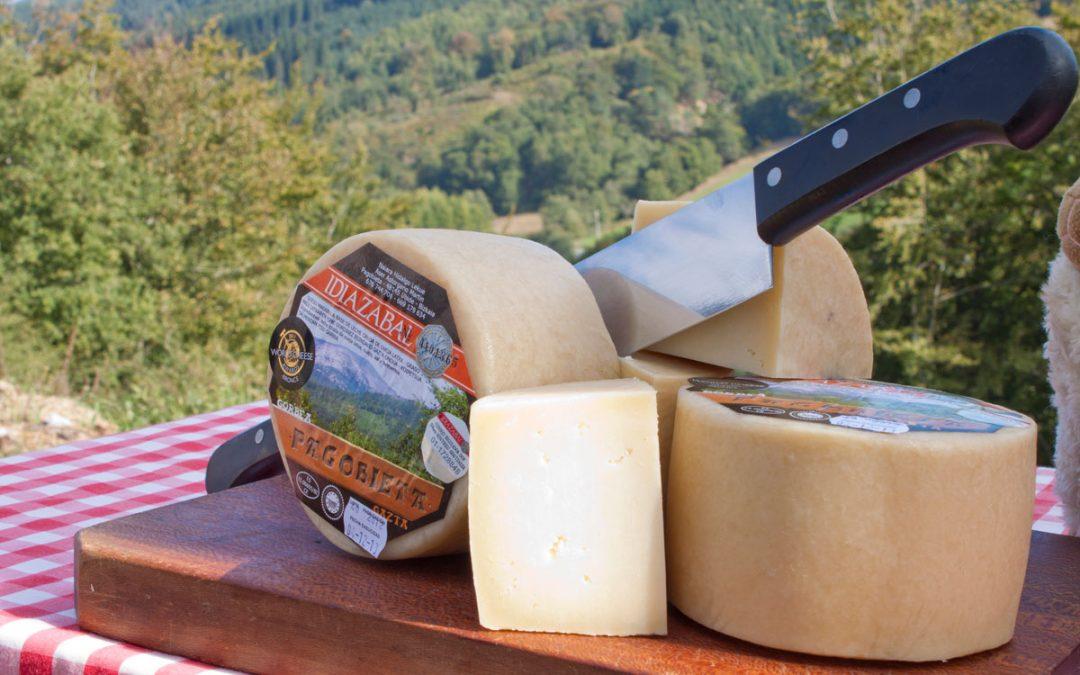 Spanish Cheese – Daily Devotional – Idiazabal
