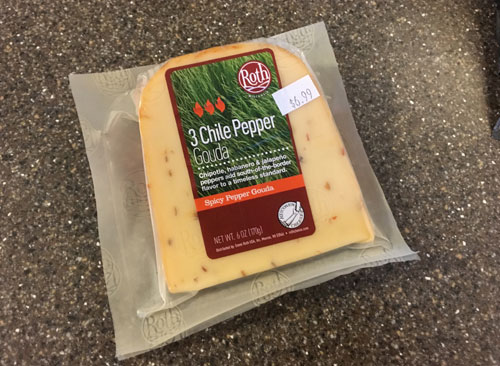 3 Chile Pepper Gouda – Spice for Valentines
